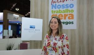 Infinity Blue revela nova estratégia comercial na Abav Expo