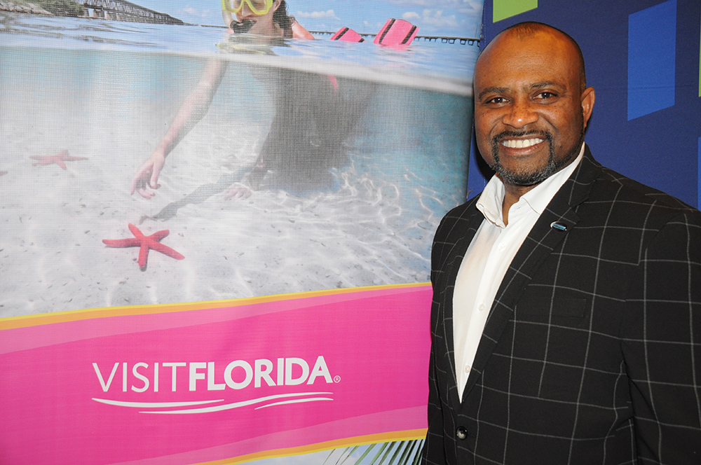 Ken Lawson, CEO do Visit Florida
