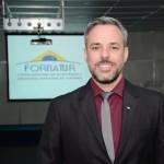 Leandro Garcia, presidente do Fornatur