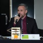 Leandro Marcel Garcia, presidente do Fornatur