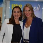 Luciane Leite e Adriana Cavalcanti, da WTM-LA
