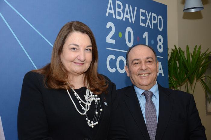 Magda Nassar e Geraldo Rocha