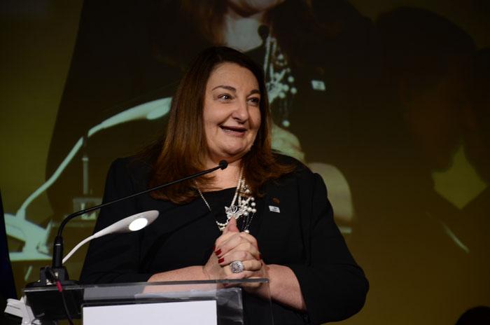 Magda Nassar, presidente da Braztoa, destacou a necessidade de cobrar governantes por resultados