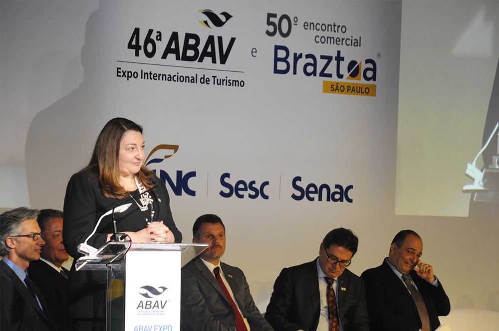 Magdar Nassar, presidente da Braztoa