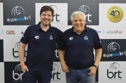 Grupo BRT apresenta nova identidade visual