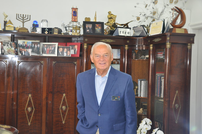 Presidente do Grupo, Dr. Marcos Arbaitman