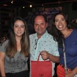 Mariana Fiore e Francine Gomes foram homenageadas em nome da Aeromexico