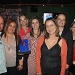 Mariana Miranda e Paula Rorato receberam em nome da CVC Corp o 1º lugar na categoria Operadoras