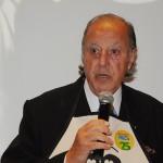 Michel Tuma Ness, presidente da Fenactur e fundador do Clube do Feijão Amigo