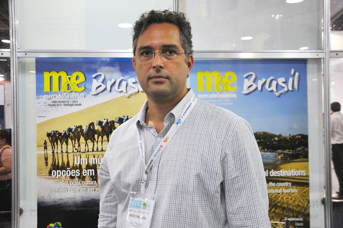O evento acontece em Brasília nos dias 21 e 22 de agosto; Murilo Pascoal, presidente da Sindepat