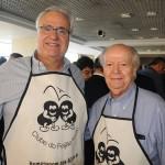 Oswaldo Drummond e Gerard Bourgeaiseau
