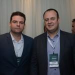 Paulo Mélega e Cesar Nunes, da Atrio Hotéis