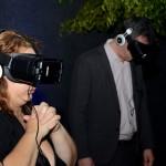 Convidados tiveram experiência a bordo dos navios da Royal Caribbean em realidade virtual