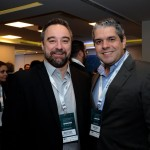 Renato Kiste, da Shift, e Marcel Bicca, da Marcel Bicca