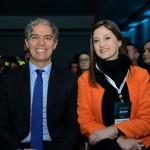 Ricardo Amorim e Ana Paula Rodrigues, do Fohb