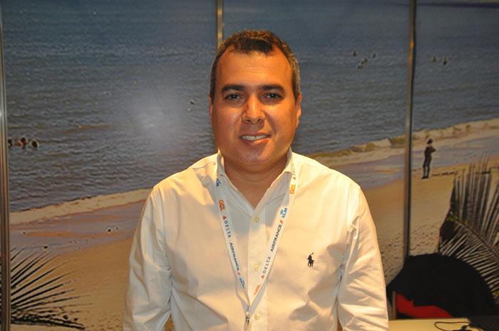 Rogério Diniz, diretor presidente da Emprotur