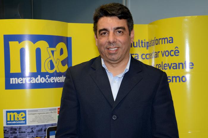 Pablo Rodrigo Vilhena dos Reis Gabriel novo executivo de contas da Globalia.