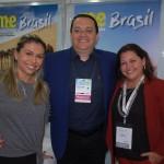 Sabrina Bull, Lucio Oliveira e Gisela Maranhão, 4C Solutions