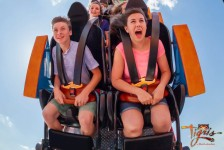 SeaWorld anuncia nova montanha-russa Tigris no Busch Gardens para 2019