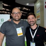 Sergio Villani e Valter Marchesi, do Transamerica