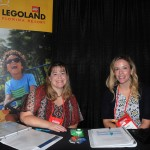 Shannon Serventi e Courtney Robicheaux, do Legoland Florida Resort
