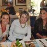 Vanessa Raposo, da Lavita, Karla Quitzan, da Queen Travel, e Fernanda Cypriano, da Top Fly