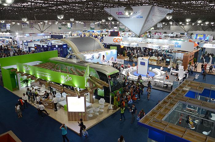 Abav Expo 2018 contou com a presença de 23 mil visitantes