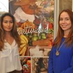 Wenna Guimarães e Paula Azeredo, da Cap Amazon