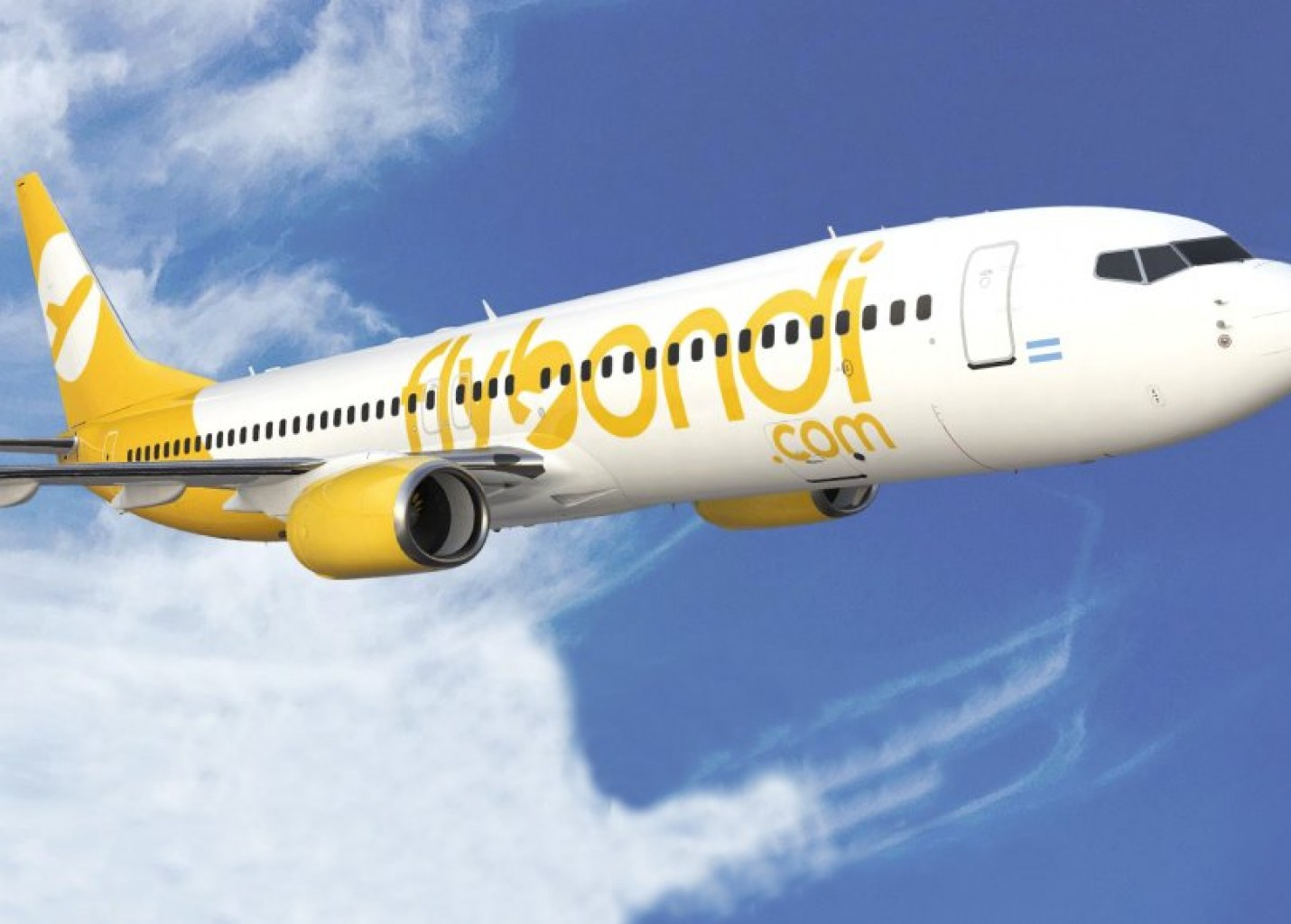 Low-cost Flybondi recebe autorização da Anac para operar no Brasil