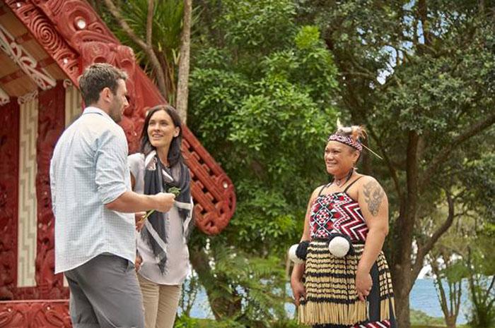 Waitangi, Nova Zelândia. Crédito: Sara Orme