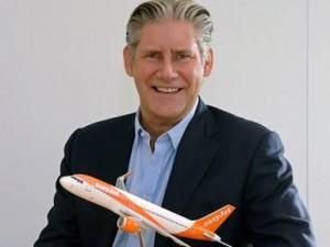 CEO da easyJet abordará desafios e tendências durante WTM em Londres
