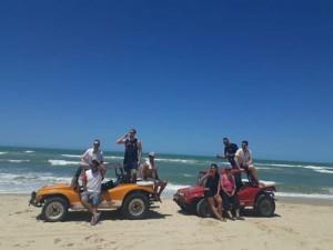 Embratur realiza famtrip com profissionais do Reino Unido no Ceará e RJ