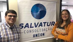 Thais Barreto é a nova gerente da Salvatur Consolidadora
