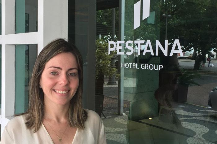 Mariana Mendonça, Pestana
