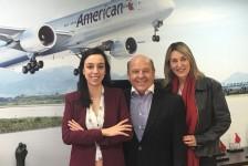 "Projeto ""Encontros de Lideranças WTM"" visita American e CI"