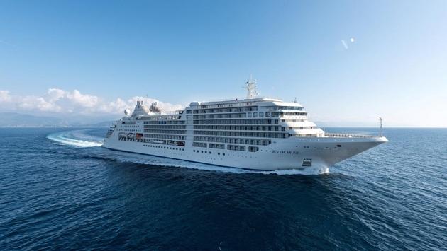Silversea Cruise ship. (Photo via Silversea Cruises)