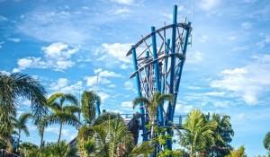 SeaWorld Orlando abre Infinity Falls no dia 4 de outubro para o público