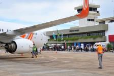 Itaipu vai investir R$ 55 milhões na ampliação da pista do Aeroporto de Foz