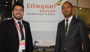Ethiopian Airlines celebra sucesso de suas operações no Brasil e Argentina