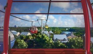 """Disney anuncia mais detalhes sobre a futura atração """"Disney Skyliner"""""""