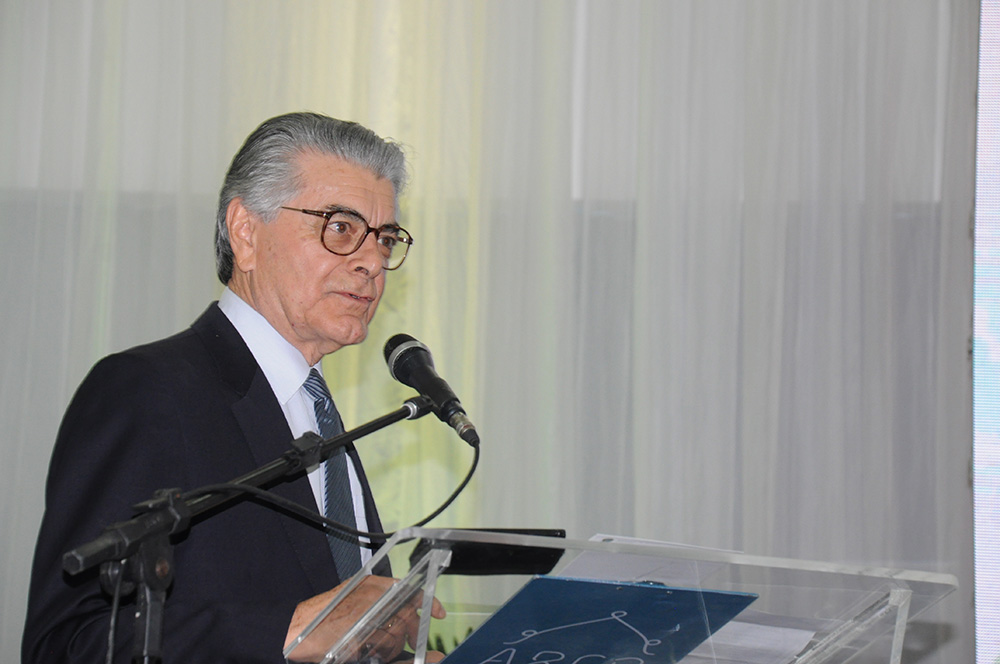 Alberto Alves, secretário executivo do MTur