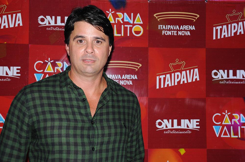 Alexandre Gonzaga, diretor Comercial e de Marketing da Itaipava Arena Fonte Nova