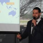 Bruno Cordaro, gerente Comercial da MSC no Brasil