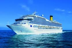 Costa Fortuna passará por revitalização antes do retorno à Europa; veja detalhes