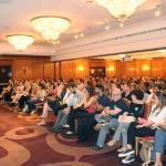 Cerca de 260 agentes compareceram ao treinamento sobre o novo sistema de ingressos