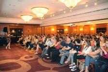 Disney realiza treinamento sobre novo sistema de ingressos para 260 agentes no Rio; veja fotos