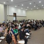 Cerimônia de abertura lotou um dos salões do Centro de Convenções de João Pessoa
