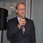 Charles Delogne, cônsul da Bélgica em São Paulo, cedeu a residência oficial para o evento