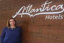 Cláudia Secioso volta à Atlântica para assumir gerência de vendas do Quality Resort