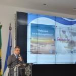 Cláudio Cardoso, presidente do Espírito Santo Convention & Visitors Bureau
